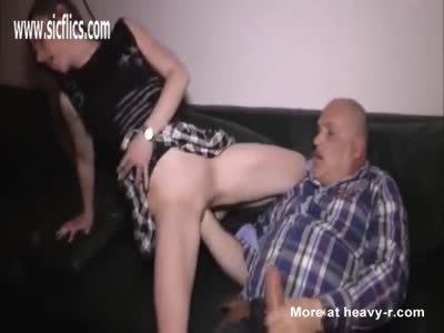 Old Pervert Brutal Fist Fucks Teen