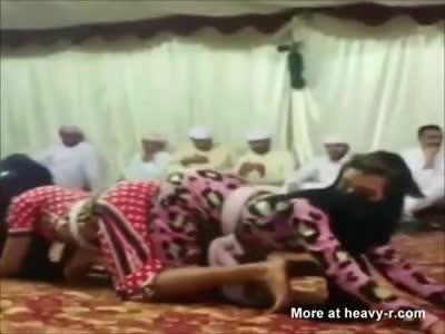 Twerkers In Burkas
