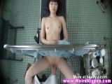 Asian Amateur Fingered By Doctor