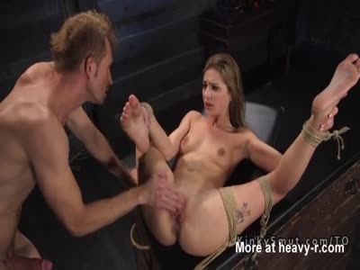 Slave Training For Hot Blonde
