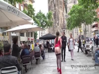 Public Walk Of Shame