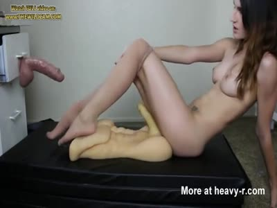 Teen With Wild Fantasy