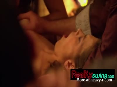Sensual Swinger Orgy