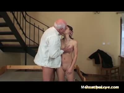 Grandpa Fucking Young Teen