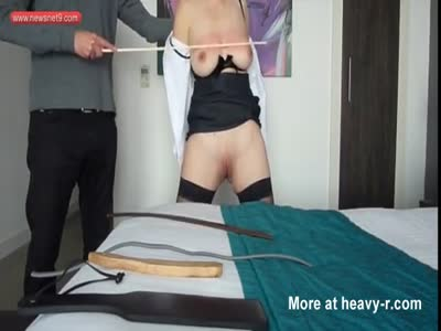 Caning Breasts