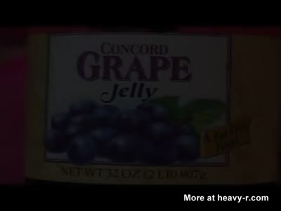 fucked in jelly
