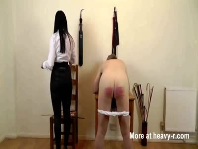 Old Man Punished By Mistress