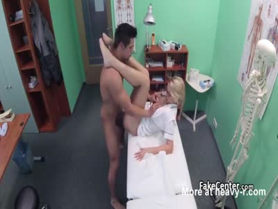Wild Sex With Perverted Nurse
