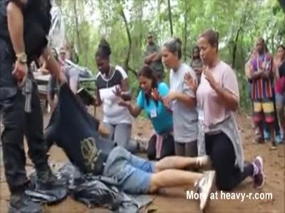 Brazilian drogdeeler dead