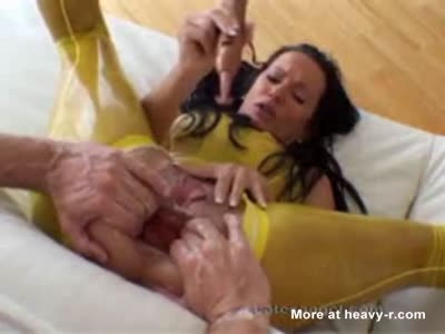 Bondage Anal Stretching Torture - Anal Stretching And Fisting