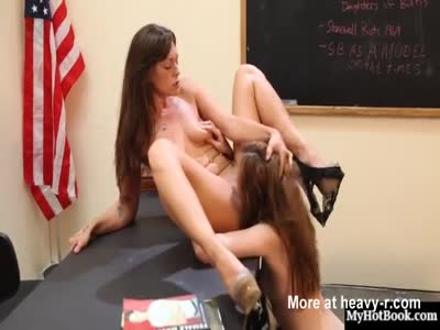 Lesbian Schoolgirl fantasy