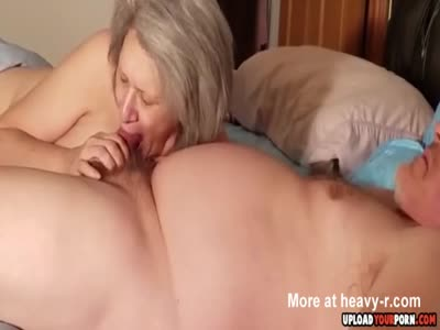 Older Lady Sucking Cock Like A Pro