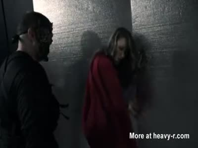 Supergirl Beatdown