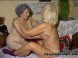 Older Women Masturbating Together