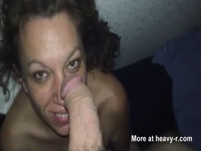 Mistress cum own face
