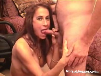Dick Sucking Cute Wife