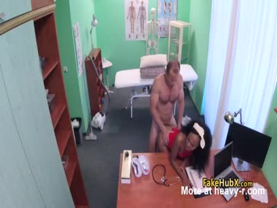 Cleaning Lady Fucked By Doctor