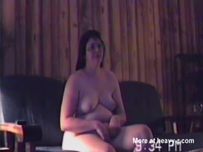 Amateur Mature Sucking Cock