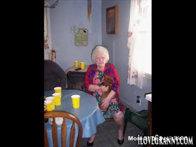 ILoveGrannY And All This Crazy Hot Pictures