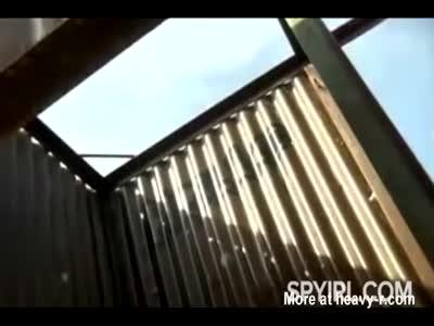 Cabin Voyeur Mature