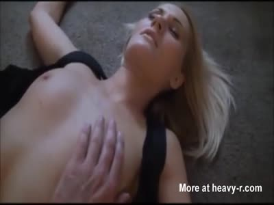 Blonde Knocked Out And Molested