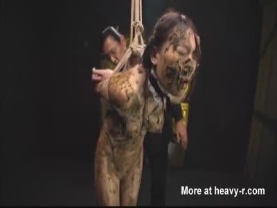 Extreme Scat BDSM