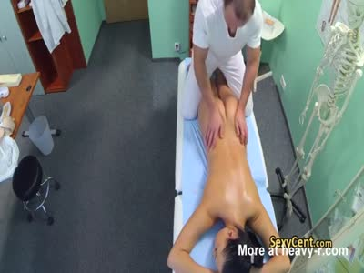 Bored nurse Fucks Doctor