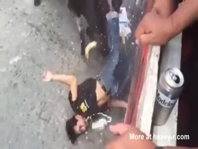 Fatal Bull Goring