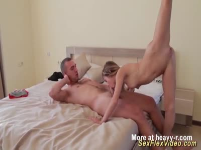 Contortion Blowjob
