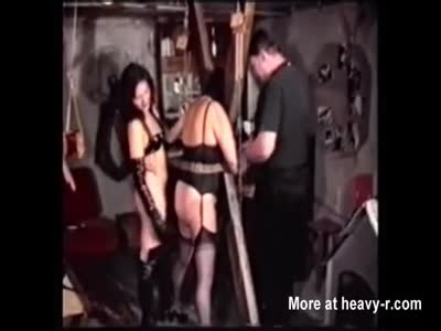 Vintage BDSM Couple