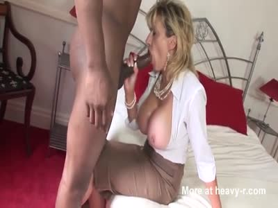 British Busty MILF Gets Assaulted And Creampied