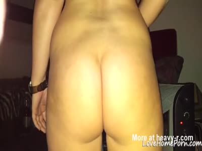 Ass Rammed From Behind