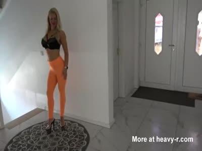 Leggings Anal Porn