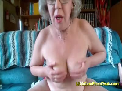 Granny Has A Young Pussy