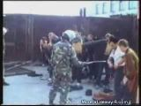 Russian prisoners beaten by prison guards
