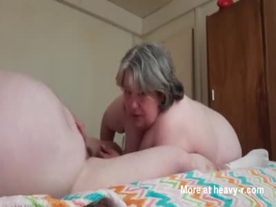 Chubby Mature Sucking Husband