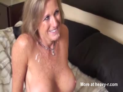 Cougar Satisfied By Black Dick