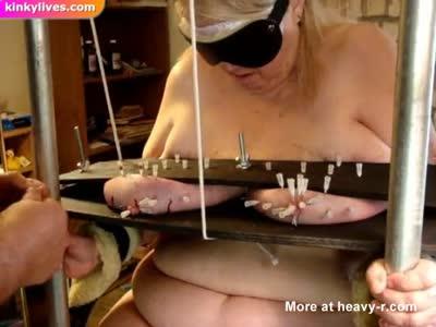 Pressing Pig Udders