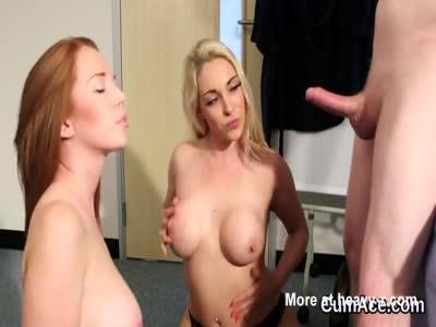 Cum Swapping Girls
