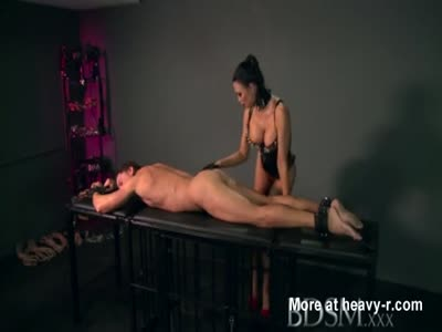 Slave Boy Hardcore Treatment