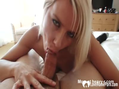 Stepmom is hungry for his raging boner