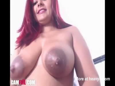 Leaking Tits