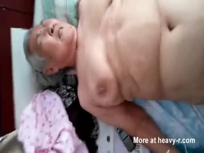 Sex With 80yo Chinese Granny