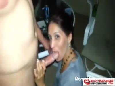 Filming Best Friend Getting Blowjob