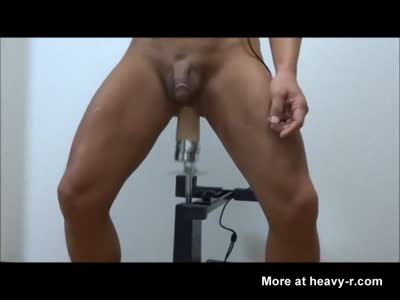 Fucking machine  Ass 3