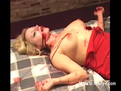 Psycho Slaughters Nude Blonde