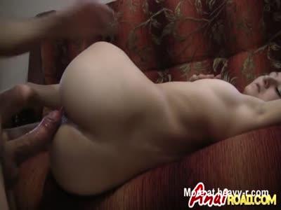 Creampie For Stunning Round Ass
