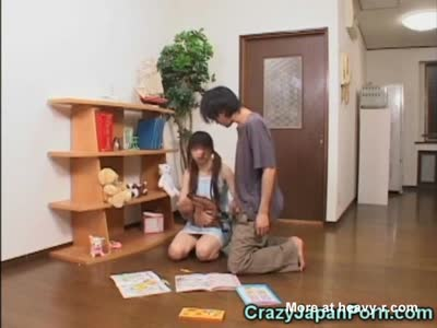 Asian Teen Hypnotized and Fucked!