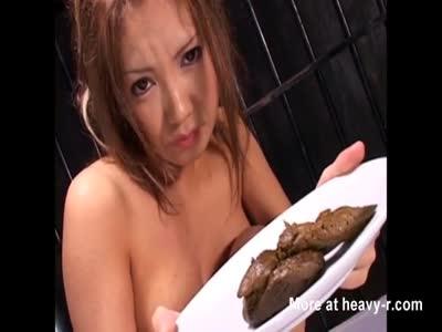 Scat Eating Training