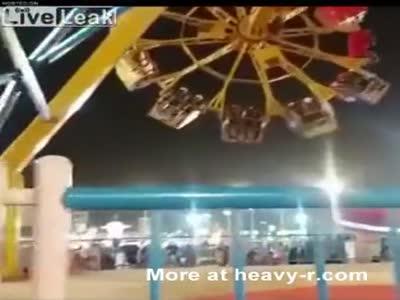 Fairground Disaster